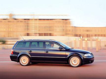 /Volkswagen Passat W8 Varian…