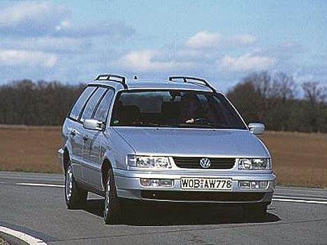 Автомобиль Volkswagen Passat 2.0 16V…